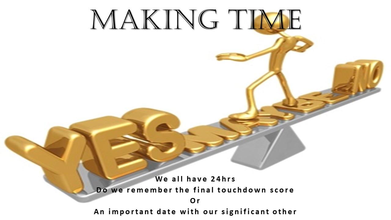 making time 1