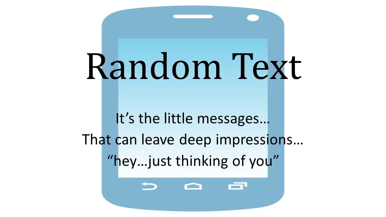 random text 1