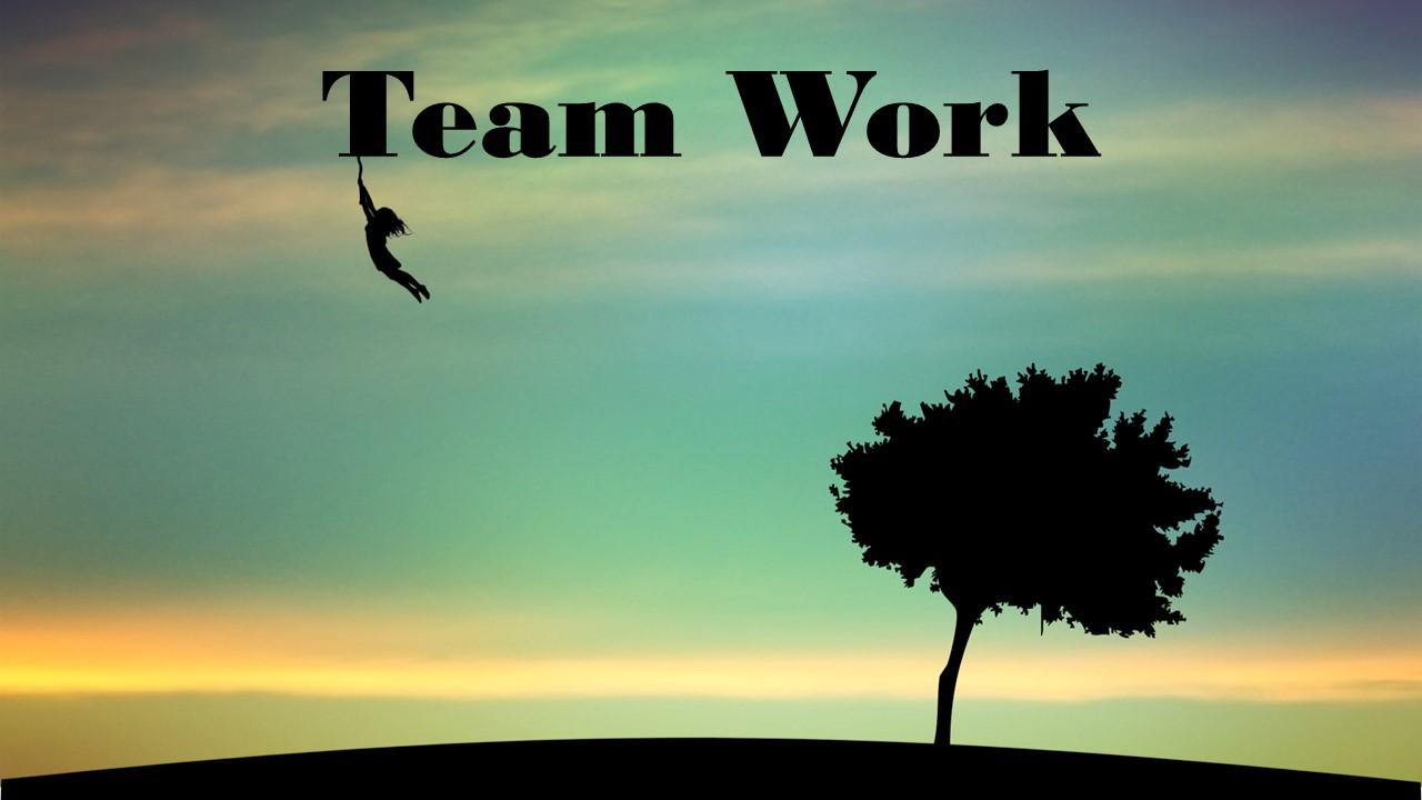 team work 2